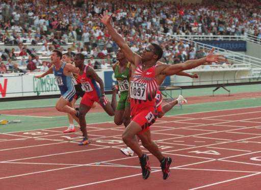 Ato Boldon - 1997 World 200m Champion!