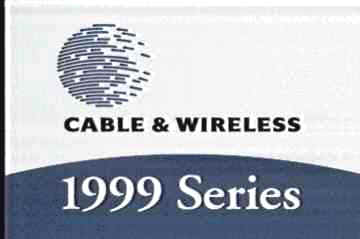 Cable & Wireless 1999 Series logo